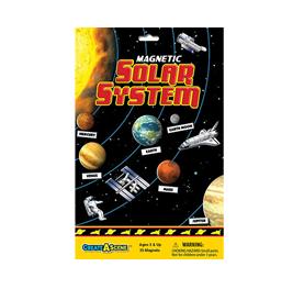 MAGENETIC SOLAR SYSTEM