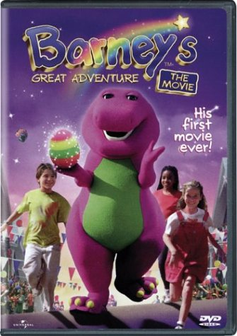 BARNEY: GREAT ADVENTURE