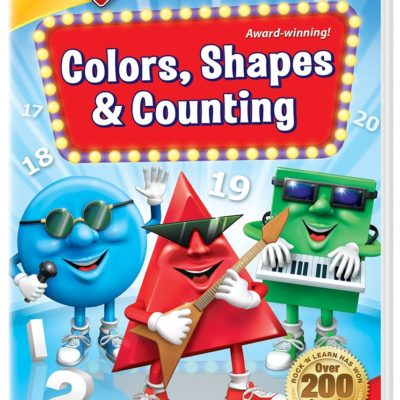 COLORS, SHAPES AND COUNTING
