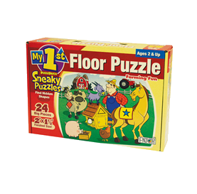 FLOOR PUZZLES – 2 SIDED