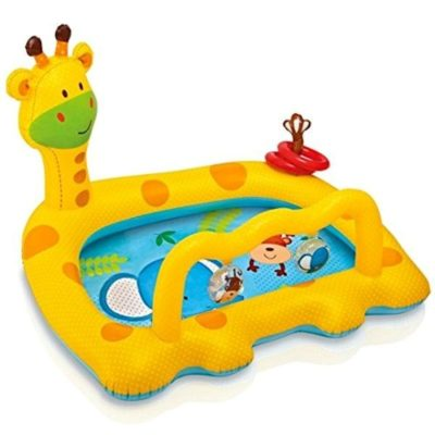 SMILEY GIRAFFE BABY POOL
