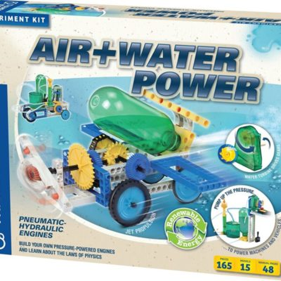 AIR + WATER POWER
