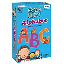 BRAIN QUEST ALPHABET