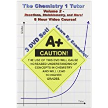 THE CHEMISTRY 1 TUTOR, VOLUME 2