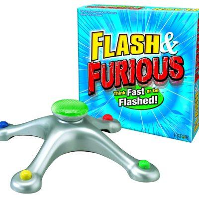 FLASH & FURIOUS