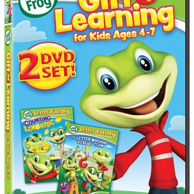 GIFT OF LEARNING-2PACKSOF DVD