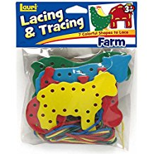 LACING AND TRACING-FARM