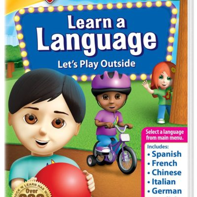 LEARN A LANGUAGE : LET'S PLAY OUTSIDE