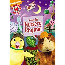SAVE THE NURSERY RHYME