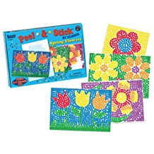 PEEL& STICK: SPRING FLOWERS