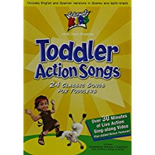 TODDLERS: ACTION SONGS