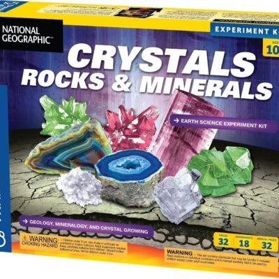 CRYSTAL, ROCKS & MINERALS