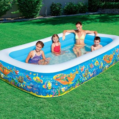 BESTWAY 10′ x 72″ x 22″ PLAY POOL