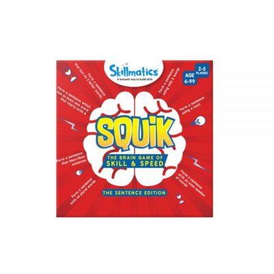 Squik – Sentence Edition