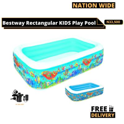 Bestway Rectangular Play Pool