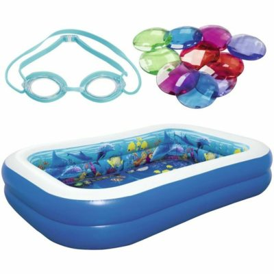 Bestway3D-  Undersea Adventure Pool