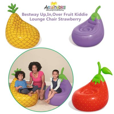 Bestway Inflatable Fruit Kiddie Lounge Chair