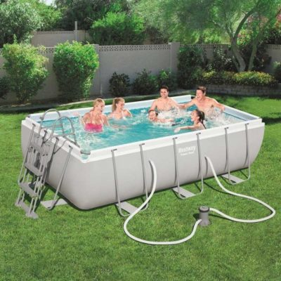 Bestway Power Steel 13'3″ X 6'7″ X 39.5″Above ground pool